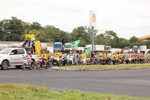 7 de setembro marcado por manifestações em Capanema