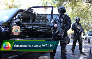 PF cumpre mandados de prisão, empresários, contador e médicos de Capanema estão entre os presos