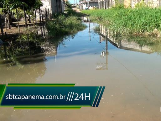 Obras no Guarassuco deixam moradores em situação delicada