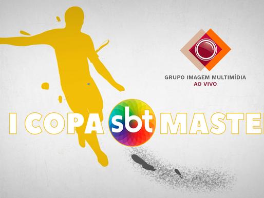 Jogo de abertura da I Copa SBT Master