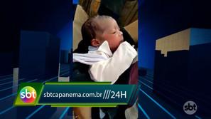 Recém-nascido é encontrado abandonado em lata de  lixo em Marabá