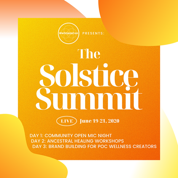 Copy of Copy of Solstice Summit Poster #