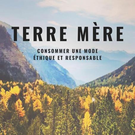 TERRE MÈRE : consommer une mode éthique et responsable