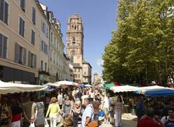 Rodez market