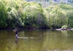 lot river fishing