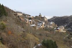 La Vinzelle in winter