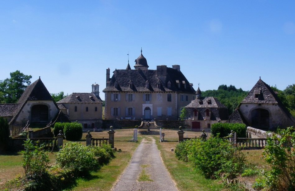 Chateau da la Mothe