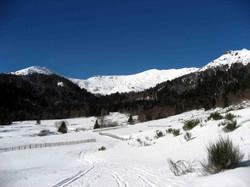 Winter in Super Lioran