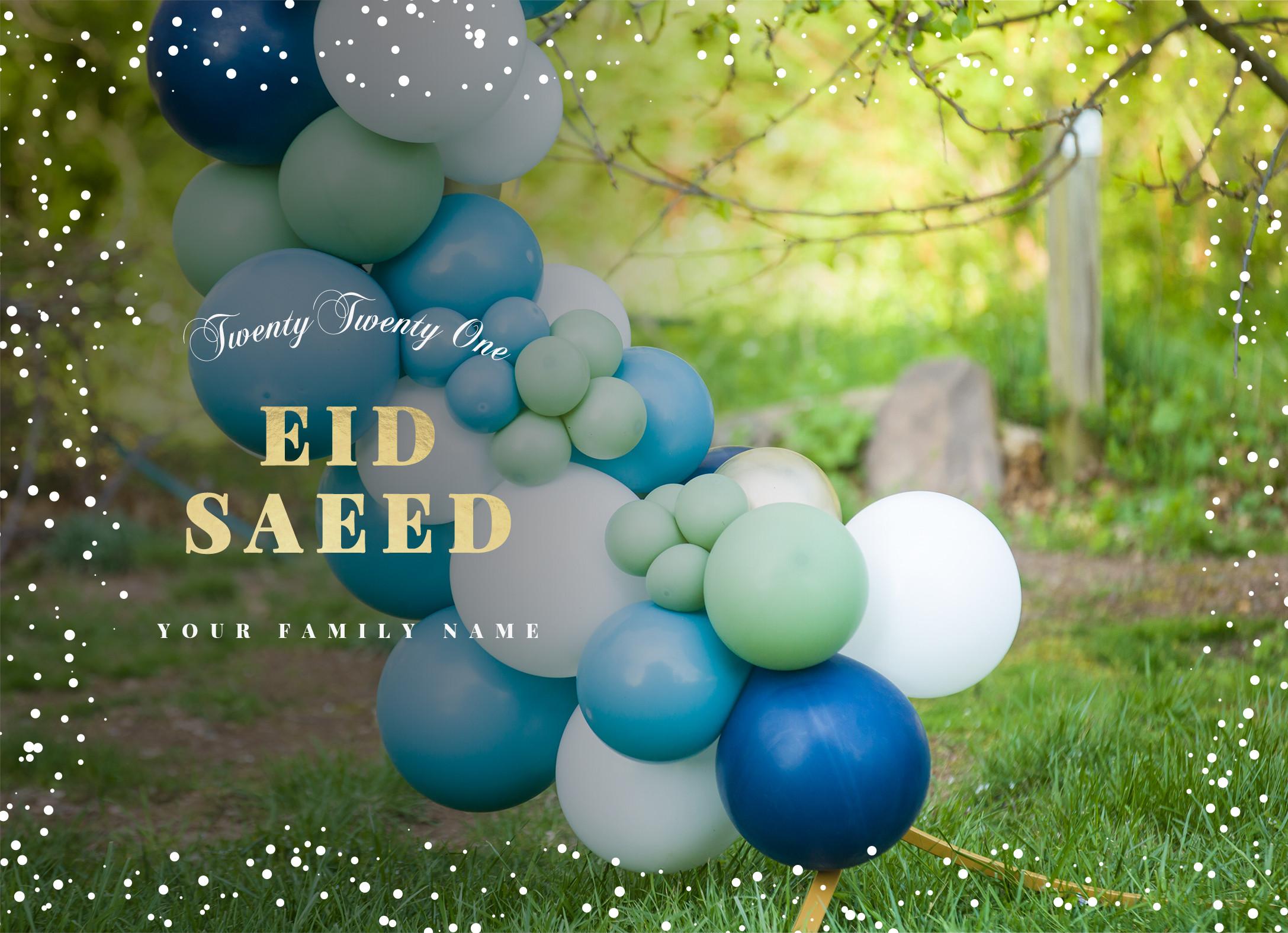 Eid Family Photos