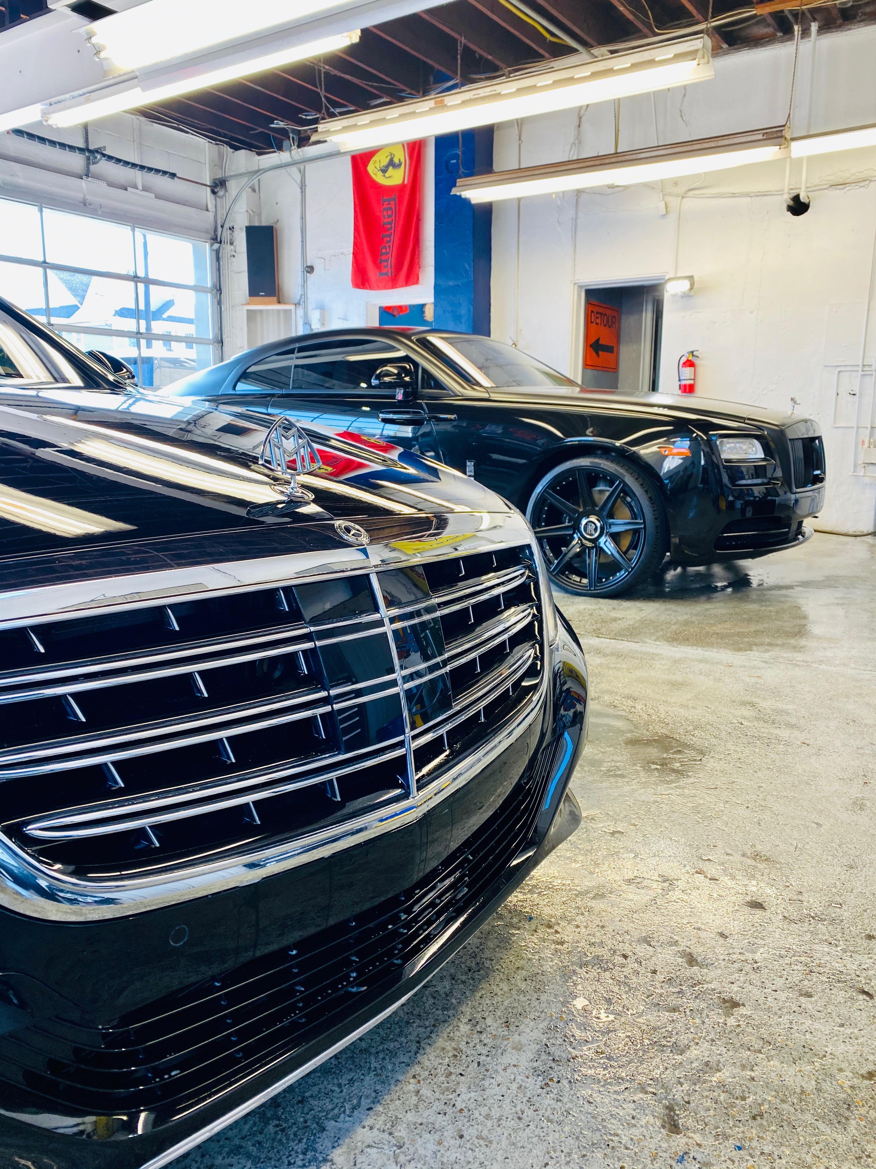 Maybach & Rolls Wraith