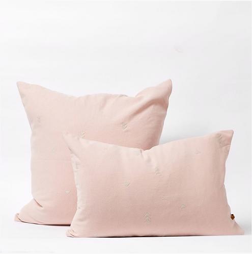 Vintage Wash Cushions - Blush