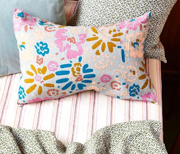 Sage & Clare Carmen linen pillowcase set