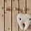 Thumbnail: Oyoy Wooden Mini Hook - Bear