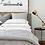 Thumbnail: Classique Tailored Standard Pillow Case Set - Ebony