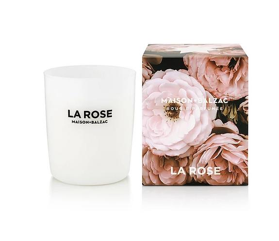 Maison Balzac candle - La Rose