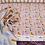Thumbnail: Sage & Clare Mundo knit baby blanket