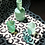 Thumbnail: French inspired goblet set 4 - Mint