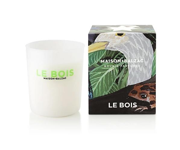 Maison Balzac candle - Le Bois