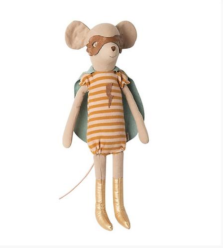 Maileg Super Hero Mouse - Girl