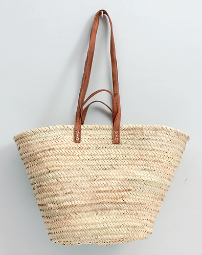 Parisienne shopper basket