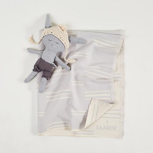 Kayi Baby Blanket - Grey