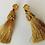 Thumbnail: Honey blossom earrings