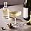 Thumbnail: ferm LIVING Ripple Champagne Glasses Set/2 - Clear
