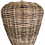 Thumbnail: Oversized Rattan Lamp Base