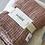 Thumbnail: Saarde Crinkle Baby Blanket - Enes Tobacco