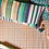 Thumbnail: Sage & Clare Estee Stripe Cushion