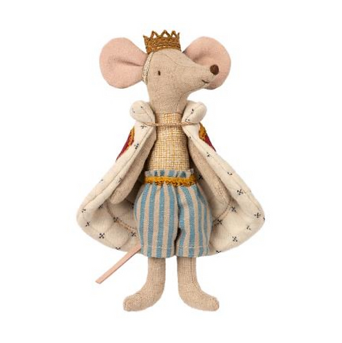 Maileg King Mouse - Mini