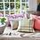 Thumbnail: Sage & Clare Mathieu Velvet Cushion Pistachio