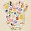 Thumbnail: Fruit Tingle - Short sleeve body suit