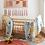 Thumbnail: Sage & Clare Nino Baby Blanket