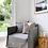 Thumbnail: Casper linen slip cover armchair