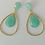 Thumbnail: The jaded sea earrings