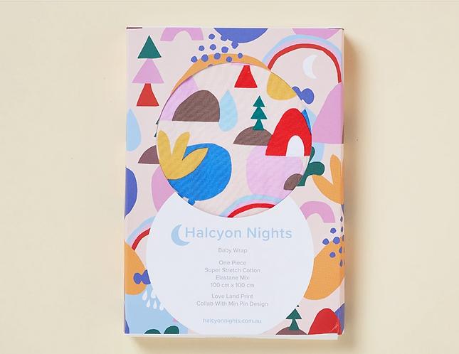 Halcyon Nights Love Land - Baby Wrap