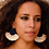 Thumbnail: Moroccan crochet mesh earrings