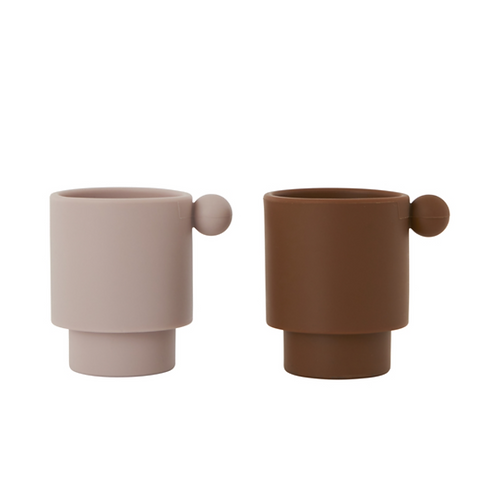 Oyoy Tiny Inka Cups - Set of Two
