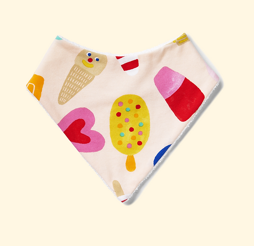 Halcyon Nights Sweet Dreams - Yoyo Bib