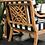 Thumbnail: Bahama Outdoor Armchair -Custom Fabric Selections