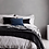 Thumbnail: Rome Quilted Bedspread - Graphite