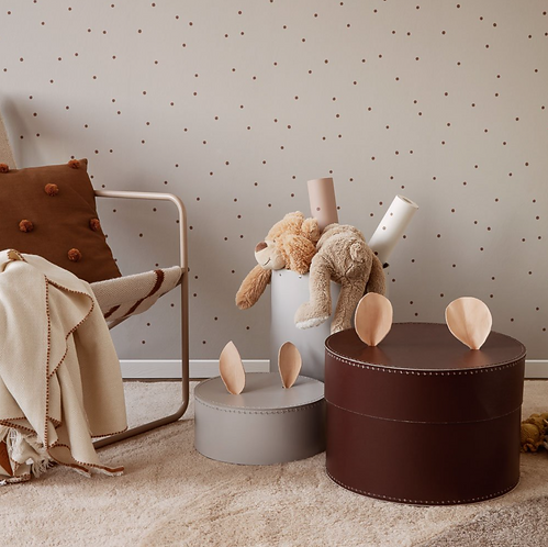 ferm LIVING Bear Kids Storage Box