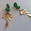 Thumbnail: Green She's Gold Earrings