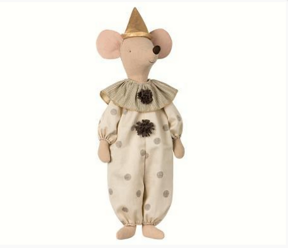 Maileg Mouse Circus Clown