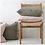 Thumbnail: Vintage Wash Cushions - Olive