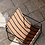 Thumbnail: ferm LIVING Desert Chair - Camel & Black