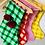 Thumbnail: Stocking - Green Gingham