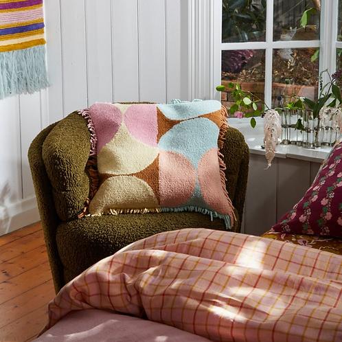 Sage & Clare Keziah Punch Needle Cushion