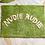 Thumbnail: Sage & Clare Tula Nudie Bath Mat - Pickle